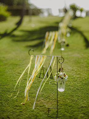 tropical weddings A Sweet Fairmont Kea Lani Maui Destination Wedding