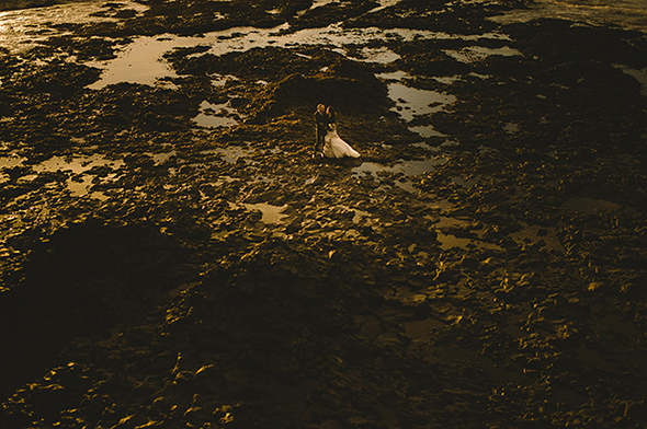 best destination wedding photographer A Destination Elopement in Iceland!