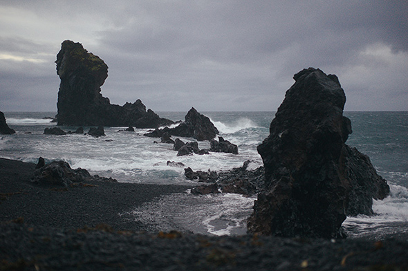 iceland coast A Destination Elopement in Iceland!