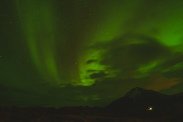 northern lights honeymoon A Destination Elopement in Iceland!