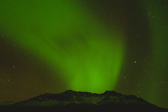 northern lights honeymoons