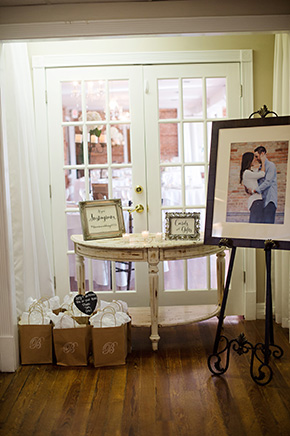 rustic wedding ideas A Burlap Inspired Destination Wedding in Florida