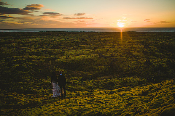 wedding photographers in iceland