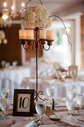 white weddings1 A Burlap Inspired Destination Wedding in Florida
