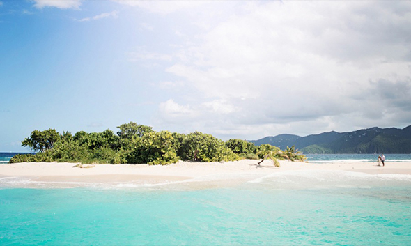 beach wedding locations bvi
