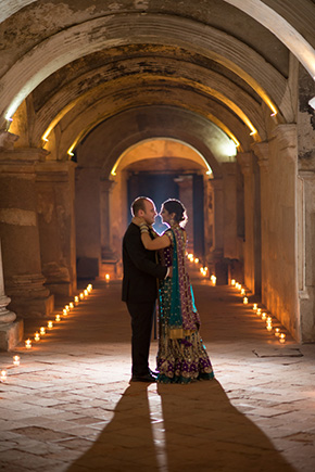 destination wedding A Jewish + Hindu Destination Wedding in Antigua, Guatemala