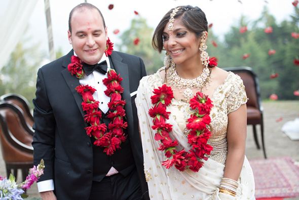 hindu weddings A Jewish + Hindu Destination Wedding in Antigua, Guatemala