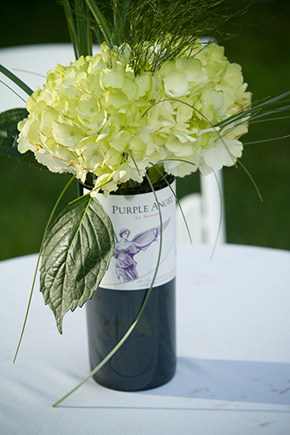 hydrangea weddings