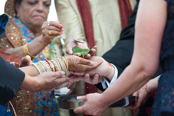 indian destination wedding A Jewish + Hindu Destination Wedding in Antigua, Guatemala