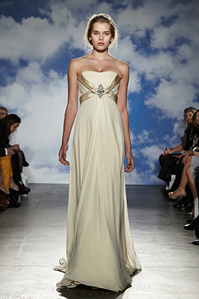 Jenny Packham wedding dress los angeles