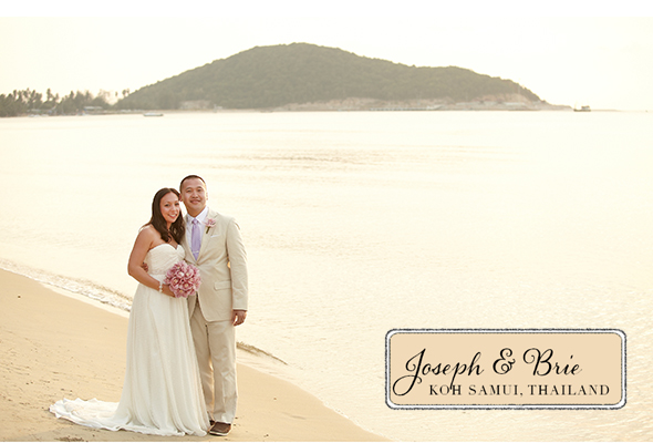 koh samui thailand wedding