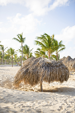 punta cana beach wedding