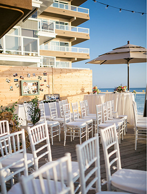 beach weddings laguna