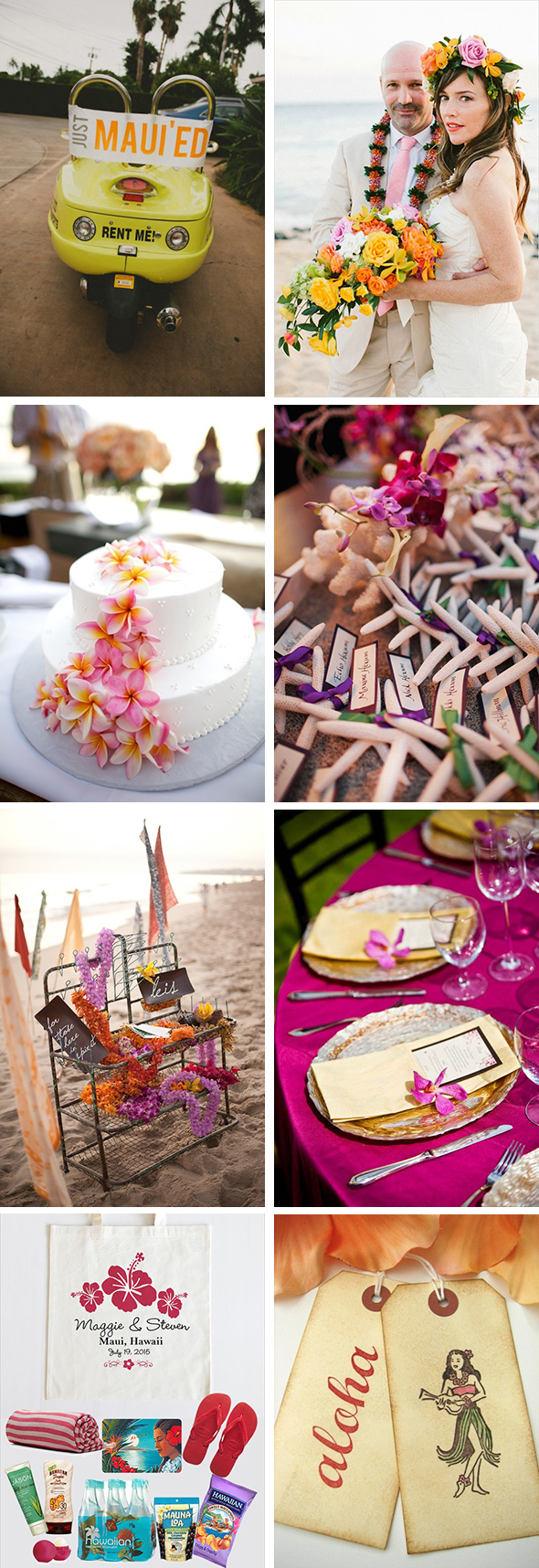 hawaii wedding deets