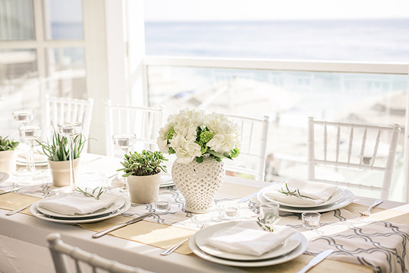 laguna beach weddings Modern Beach Wedding Ideas at the Pacific Edge Hotel