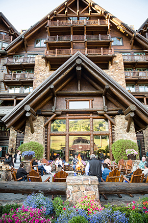 luxury hotels vail