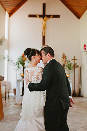 church wedding caribbean Four Seasons Destination Wedding in Nevis