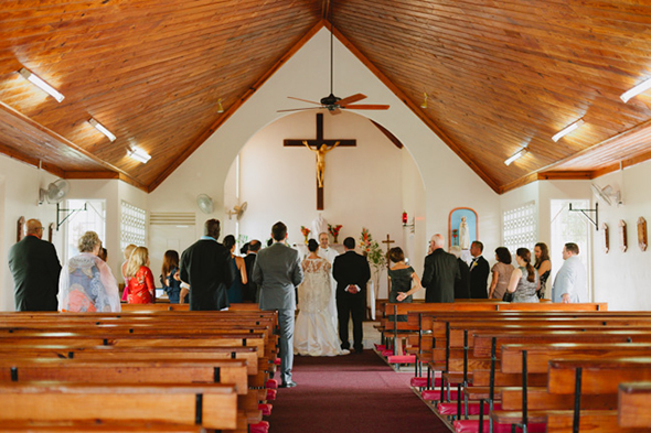 church wedding nevis Four Seasons Destination Wedding in Nevis