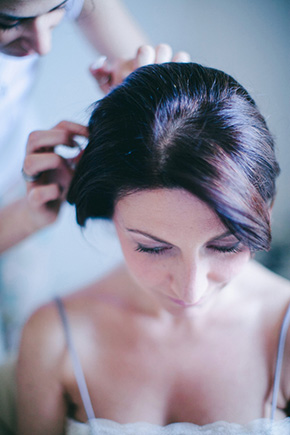 destination wedding hair Destination Wedding in Apulia, Italy