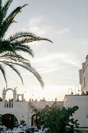 historical wedding venue italy Destination Wedding in Apulia, Italy
