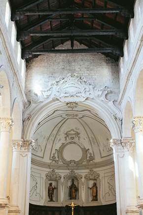 italy church weddings Destination Wedding in Apulia, Italy