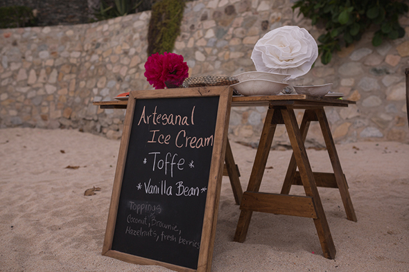 cabo wedding location Beach Wedding Rehearsal Dinner + Welcome Party
