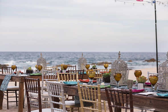 destination wedding Beach Wedding Rehearsal Dinner + Welcome Party