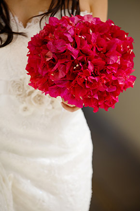 destination bridal bouquet