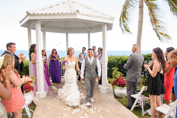 destination weddings1 St. Thomas USVI Destination Wedding in Purple