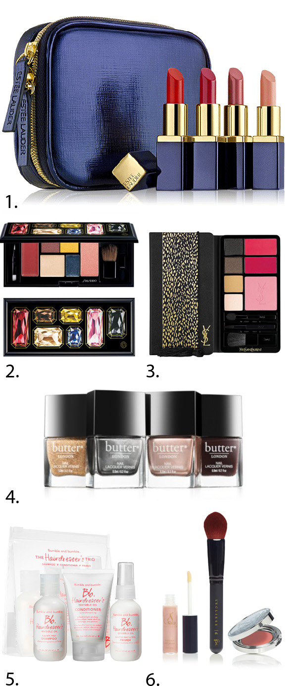 holidaygifts Holiday Beauty Gift Sets: Perfect for our Destination Brides