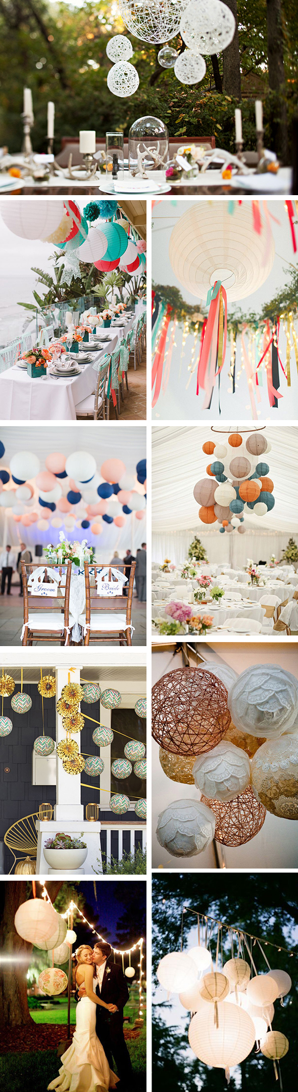 lantern wedding ideas1 Lantern Wedding Ideas for Lighting Your Space
