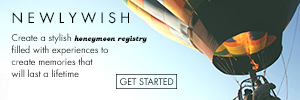 newlywish honeymoon registry