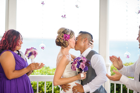 st thomas usvi destination weddings St. Thomas USVI Destination Wedding in Purple