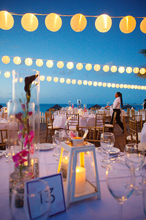 turks and caicos destination wedding