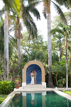 costa rica wedding location