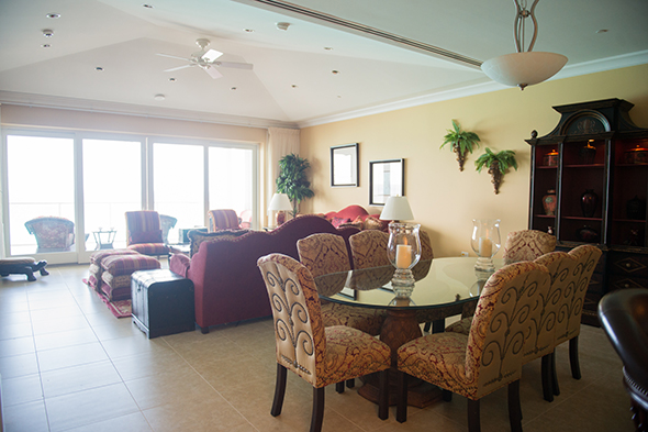 villa rental grand cayman