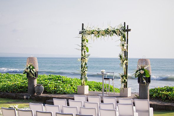 bali wedding venue