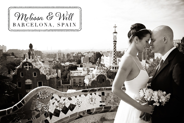 barcelona destination weddings