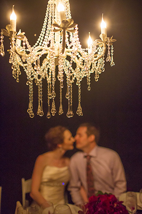 chandelier weddings