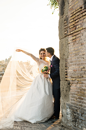 destination weddings rome