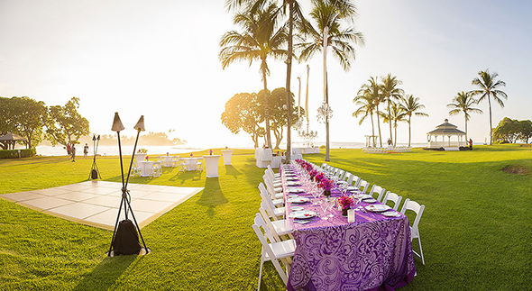 kona wedding locations