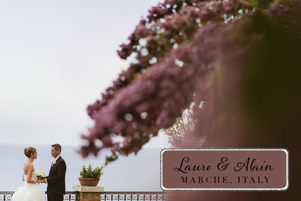 le march weddings