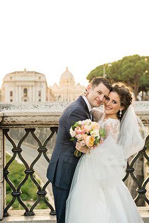 rome destination wedding