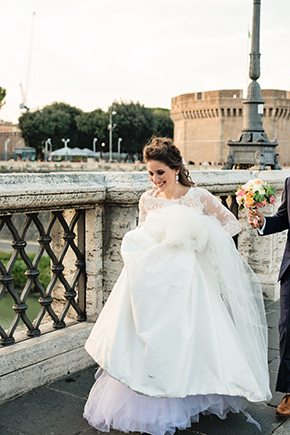 rome destination weddings