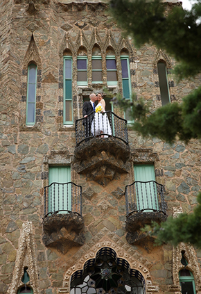wedding location spain