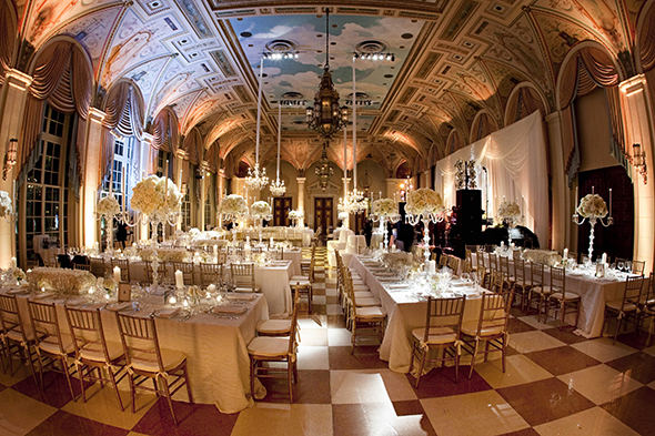 Getting married at the breakers in palm beach florida for Luxury destination weddings