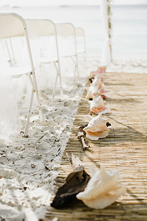 shell weddings