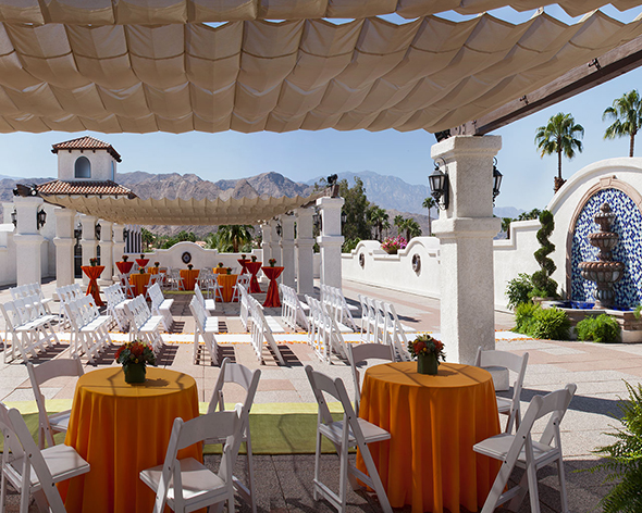 palm springs wedding locations