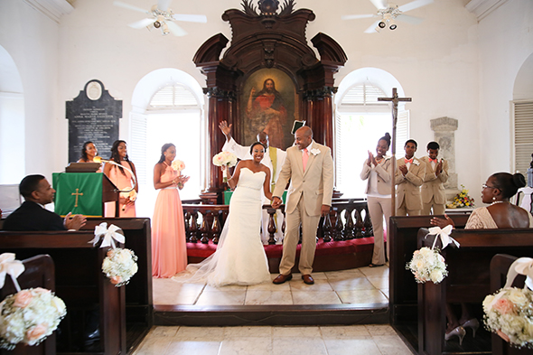 church wedding st croix