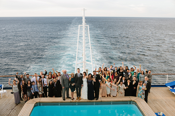 A Wedding On A Cruise